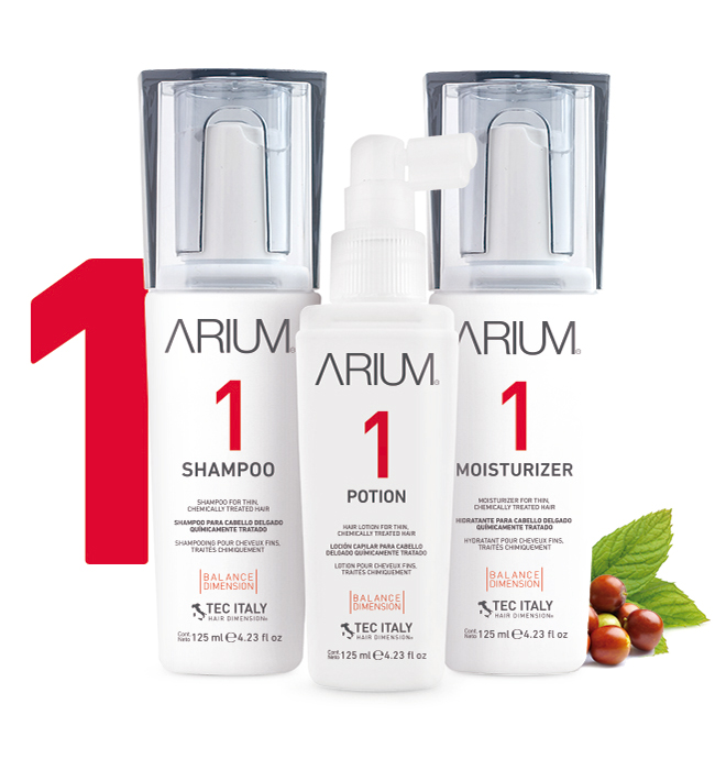 Arium the best hair loss products for men and women