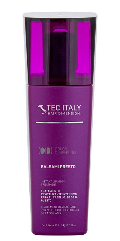 Tec Italy Balsami Presto Leave-in Treatment 10.14 oz