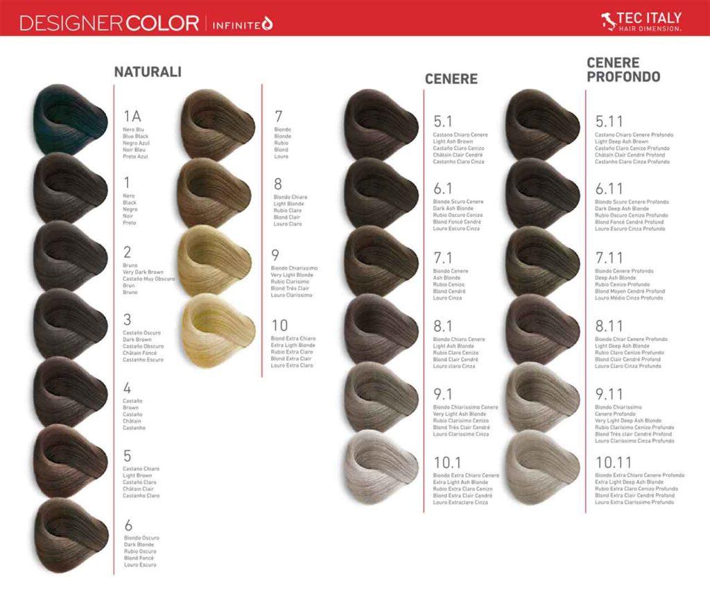 Tec Italy Color Gamma Page 2