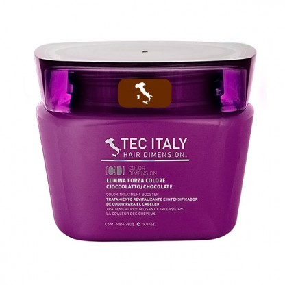 Tec Italy Lumina Forza Colore Cióccolatto/Chocolate 9.87 oz