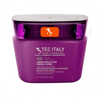 Tec Italy Lumina Forza Colore Cobrizo/Copper 9.87 oz