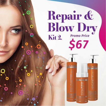 Repair & Blow Dry Kit 2